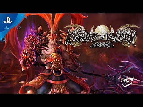 Knights of Valour – Launch Trailer | PS4
