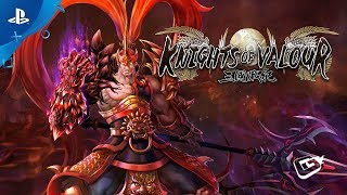 Knights of Valour – Launch Trailer | PS4 thumbnail