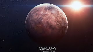 МЕРКУРІЙ. Дивовижні факти про планету та її характеристики [українською]