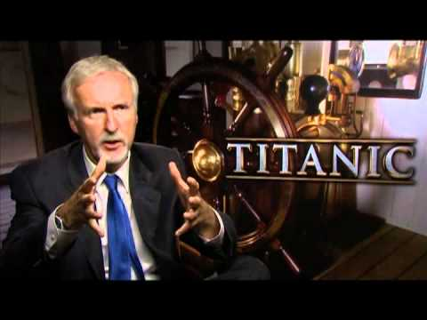 Kate Winslet and James Cameron Interview for TITANIC