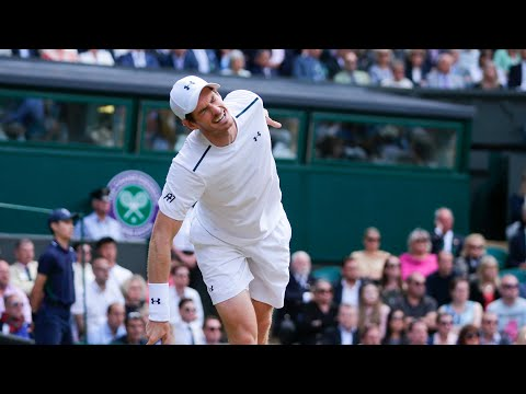 Wimbledon 2017: Murray and Djokovic down and out on day nine