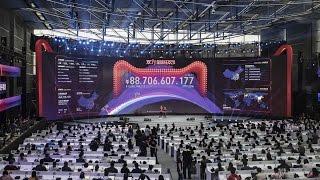 Alibaba Smashes Singles' Day Record