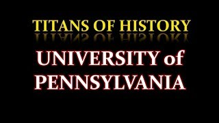 University of Pennsylvania Ivy League UPENN Philadelphia WHARTON School Penn Quakers