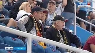 Вести-Хабаровск. СуперBandy в Хабаровске