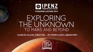 2014 Pickering Lecture: Exploring The Unknown with NASA's Charles Elachi -- full video
