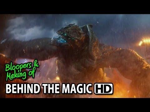 Pacific Rim (2013) Behind the Magic - Creating the Kaiju streaming vf