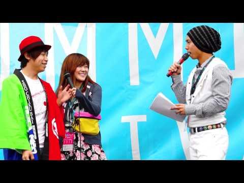 Daichi, The Human Beatbox From Tokyo (Interview) @ 2013 J-Pop Summit Fest