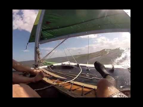Calypso Catamaran mishaps 2013