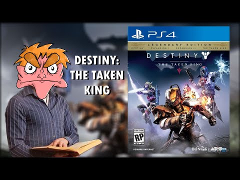 I HATE DESTINY: THE TAKEN KING - So Close, Yet so Far