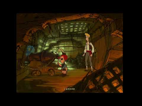 The Curse of Monkey Island Gameplay |