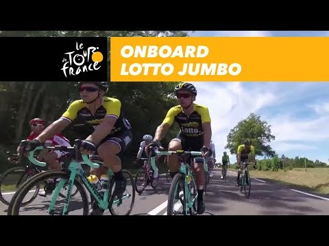 Lotto Jumbo GoPro Highlights - Tour de France 2017