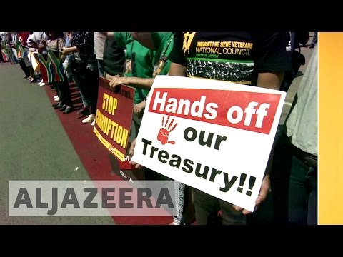 What's behind South African finance minister's sacking? - Inside Story