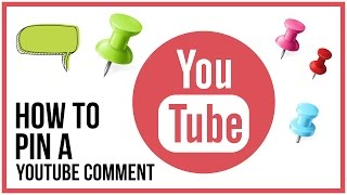 How To Pin A YouTube Comment To The Top - YouTube Tutorial