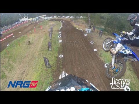 GoPro | Nathan Crawford MX2 Moto 1 - 2015 Mx Nationals RD9 Toowoomba
