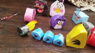 Angry Birds Halloween Special: Purple