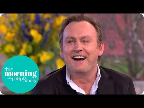 Philip Glenister Doesn't Think There'll Be a 'Life on Mars' Film  This Morning