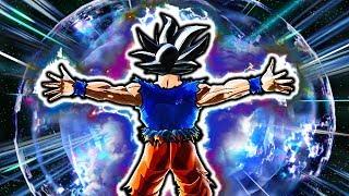 WE NEED THESE NEW INSTINCT GOKU COMBOS IN FIGHTERZ! Dragon Ball Xenoverse 2 Custom UI Goku Moveset