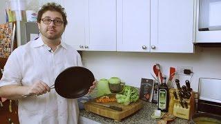 A Trip to Acclaimed Chef Jesse Schenker's Home Kitchen