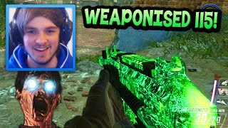 back again call of duty black ops 2 weaponised 115 camo live w ali a