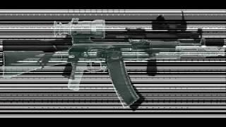 AK KALASHNIKOV IZHMASH arms    feat   Aleksander Emelianenko