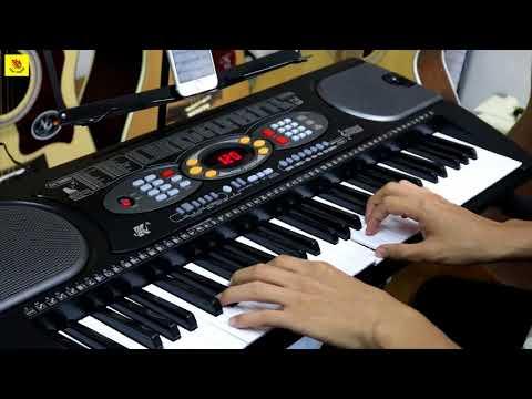 ลองเสียงเปียโน/เสียงสตริง ของคีย์บอร์ด MK 2085 ราคาเพียง 2,190 บาท