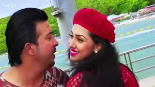 Bhalobasi   Raja Babu 2015   Full Bangla Movie Song   Shakib Khan   Apu Biswas