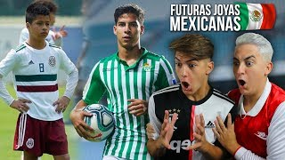 ALEX ALCALÁ vs DIEGO LAINEZ ¡Reaccionando a estrellas MEXICANAS!