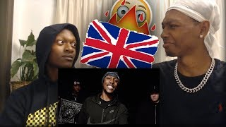AMERICAN FIRST REACTION TO UK RAP DRILL/GRIME (PART 2) ft. 67, Bugzy Malone, Loski, Skepta & MORE!