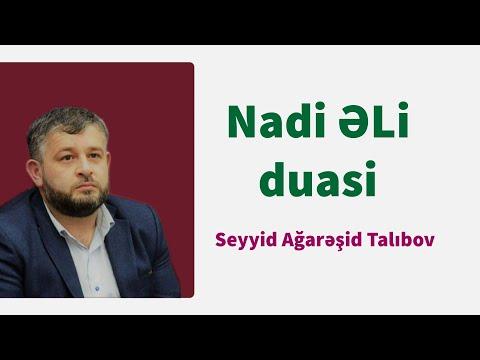 Nadə əli Duasi 3gp Mp4 Mp3 Flv Indir
