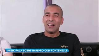 Emerson Sheik responde comentário de Antônia Fontenelle