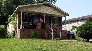 House trashed by Section 8 tenants