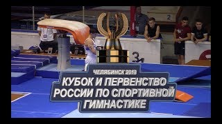Russian Gymnastics Cup 2018. Men's AA Final. Full HD broadcast