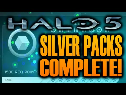 Finished with Silver REQ Packs! And Warzone Premium Packs