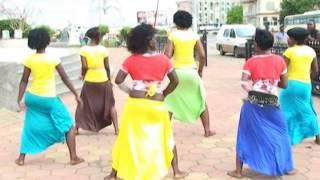 Danse traditionnelle de Cabinda / Rep d'Angola /  Kintuene KIKHULU KI BUALA 2014