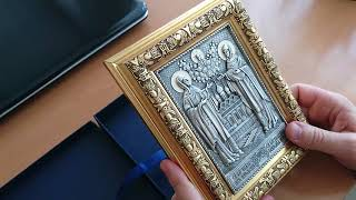 Петр и Февронья обзор иконы