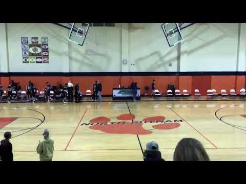 North Putnam Middle School Basketball