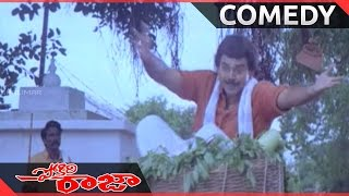 Pokiri Raja Movie || Venkatesh  Hilarious Comedy Scene In Market  || Venkatesh, Roja