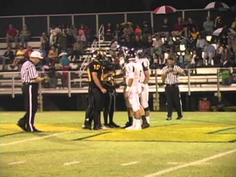 Wake Christian Academy 2013 Football Highlights