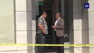 القبض على منفذ سطو مسلح على بنك في عمّان