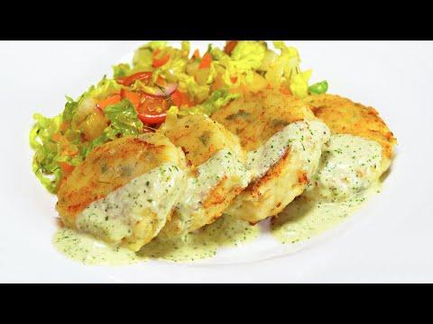 Рыбные котлеты из хека: рецепты вкусных и сочных котлет из