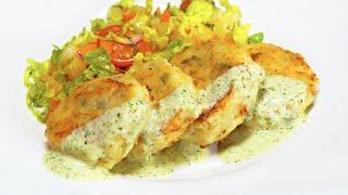 Рыбные котлеты из минтая. Рецепт от Всегда Вкусно!