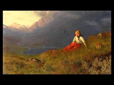 Ola Hytta, gangar, Strømsingen, halling and Vals (norwegian folk music)