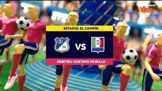 Millonarios vs. Once Caldas (Resumen y mejores momentos) Liga Aguila 2019-II   Fecha 2