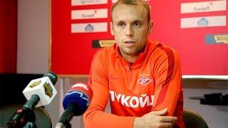 Денис Глушаков: «Матч с «Кубанью» будет тяжелым»