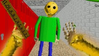 PLAY AS GOLDEN BALDI! | Baldis Basics in Education and Learning (NEW)