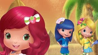 Strawberry Shortcake Hair/Шарлотта Земляничка Праздничные Прически.Путешествие в Египет.Мультик Игра