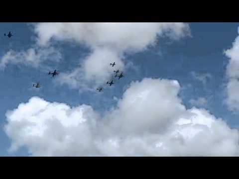 World War II Bombers in Anguilla