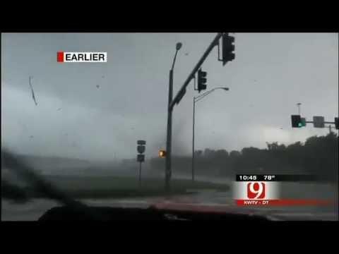 Edmond OK Tornado