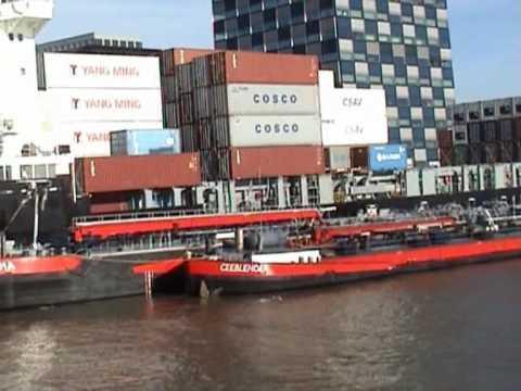 Port of Rotterdam / De Rotterdamse haven