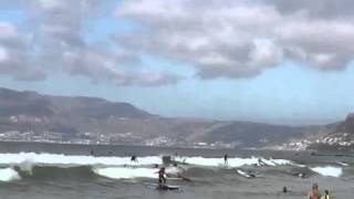 AMEERA YACOOB SURFING CAPE TOWN
